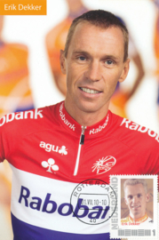 þ - Wielersuccessen Erik Dekker