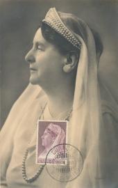 © 1939 - CURAÇAO Queen Wilhelmina