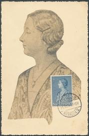 © 1934 NETHERLANDS Princess Juliana