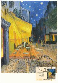 ® 2003 - CATA 2147 Caféterras bij nacht