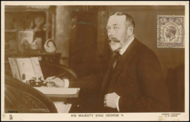 © 1929 - GREAT BRITAIN ********* King George V