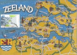 2007 NETHERLANDS Delta works Zeeland