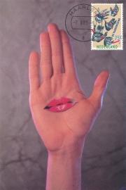 ® 1989 - CATA 1422 Hand en mond