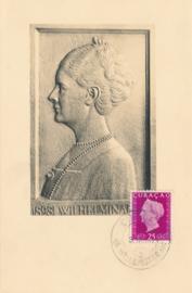 ®® 1948 - NVPH 191 CURAÇAO Koningin Wilhelmina