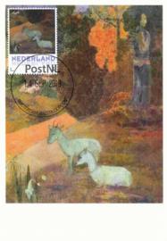þþ - 2013 Gauguin Landscape with Two Goats