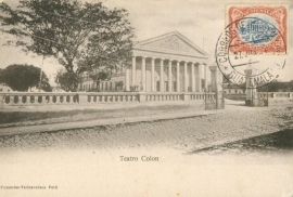 © 1934 GUATEMALA Columbus theatre