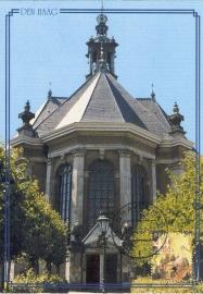 MOOI NEDERLAND 2007 - Den Haag Nieuwe kerk Spui