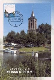 MOOI NEDERLAND 2005 - Church Monnickendam