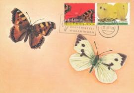 ® 1993 - CATA 1554/55 Vlinders