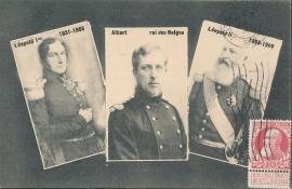 © 1909 - BELGIUM King Leopold II