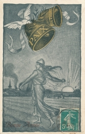 © 1915 - FRANCE - La Semeuse