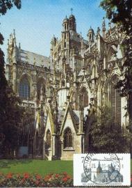1985 NETHERLANDS Den Bosch Cathedral St. John