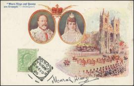 © 1906 - GREAT BRITAIN ********* King Edward VII