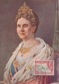 ®® 1942 - CATA Curaçao  LP 33 - Kon. Wilhelmina