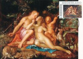 þþ - 2015 Wtewael Venus en Adonis