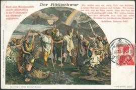 © 1913 SWITZERLAND Sword
