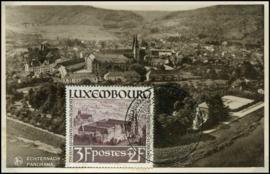 © 1938 LUXEMBOURG Abbey of Echternach