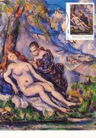 þþ - 2018 Cézanne Bathsheba