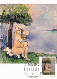 þþ - 2018 Cézanne Bather at the Seashore