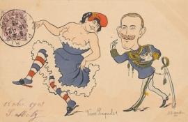 © 1903 - FRANCE Phrygian cap Marianne