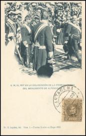 © 1902 - SPAIN - King Alfonso XIII