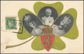 © 1906 - NORWAY Royal crown