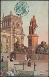 © 1911 - GERMAN REICH - Figure of the Germania
