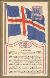 © 1939 - ICELAND Flag