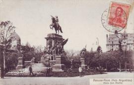 © 1918 ARGENTINA General San Martin