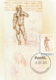 þþ - 2013 Da Vinci Study of David