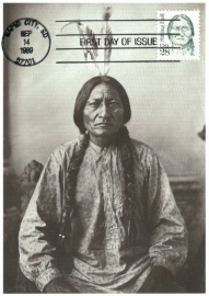 1989 USA - Indians Sioux Sitting Bull