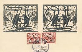 ® 1940 - CATA 356b Traliezegels