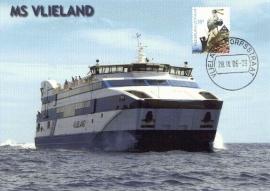 MOOI NEDERLAND 2006 - Vlieland Ferry Veerboot