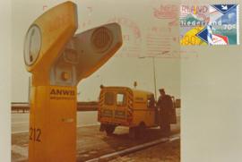 ® 1983 - CATA 1280 ANWB Praatpaal