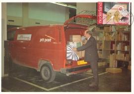® 1981 - CATA 1220 Pakketpost