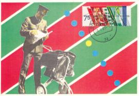 ® 1989 - CATA 1420 Postbode