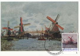 þþ - 2013 Monet Mills at Westzijderveld near Zaandam
