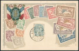 © 1905 - FRANCE Phrygian cap Marianne