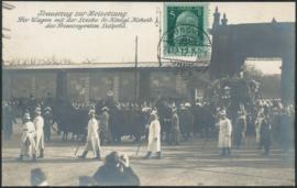 © 1912 - BAVARIA Prince regent Luitpold
