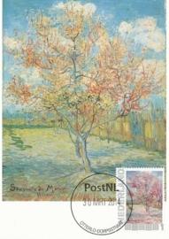 PG054 Van Gogh Peach trees
