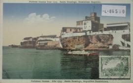 © 1933 DOMINICANA Ozama fortress
