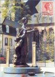 1990 LUXEMBOURG Grande Duchesse Charlotte