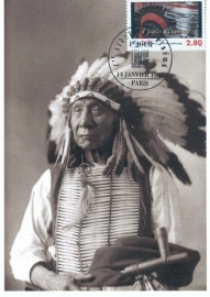 1995 FRANCE - Indians Sioux Red Cloud
