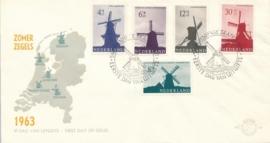 æ E 056 - 1963 Zomerzegels