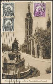 © 1927 - HUNGARY St. Stephen's crown
