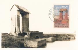 ®®® 1961 - CATA 365 - SURINAME - Sluis Nieuw A'dam