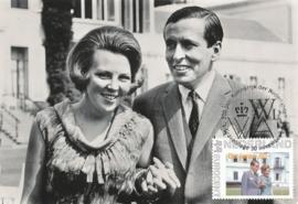 þþþ - Jaren '60 Beatrix en Claus