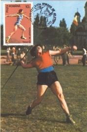1992 ROMANIA - Javelin