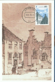 1986 NETHERLANDS City of Utrecht