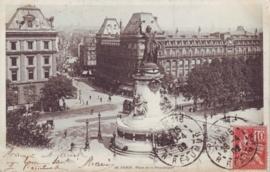 © 1902 - FRANCE Statue of the Republic - Paris